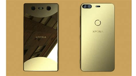 new sony new sony xperia 2018 smartphones leaked technology and