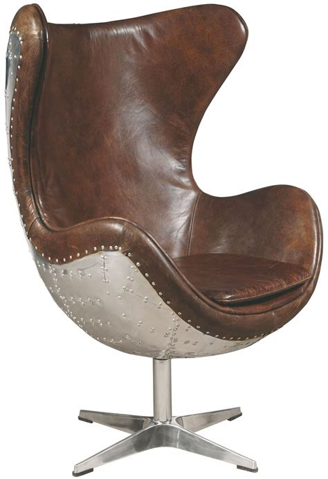 Brown Leather Accent Chair Brown Leather Accent Chair P006210 Pulaski