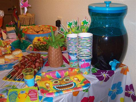 hawaiian luau party ideas luau party food feel like a