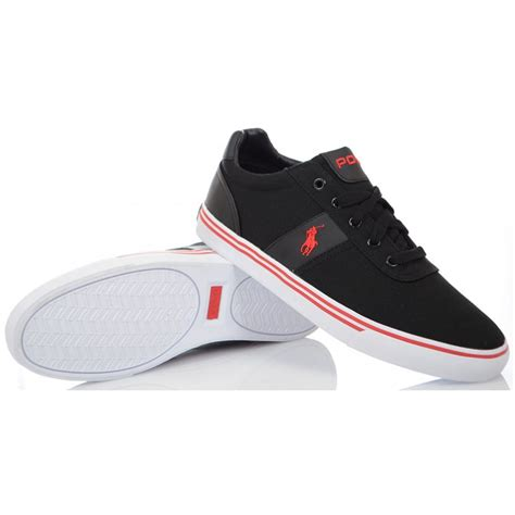 ralph shoes ralph shoes black with hanford ne canvas