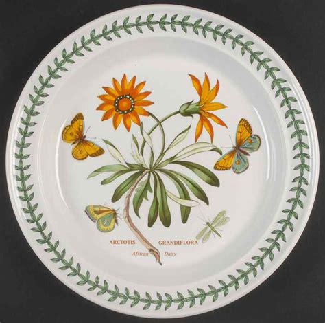 Portmeirion Botanic Garden Patterns Portmeirion Botanic Garden Dinner Plate S4697616g2 Ebay