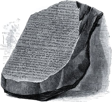 rosetta stone egypt rosetta stone artifact that solves the riddle of
