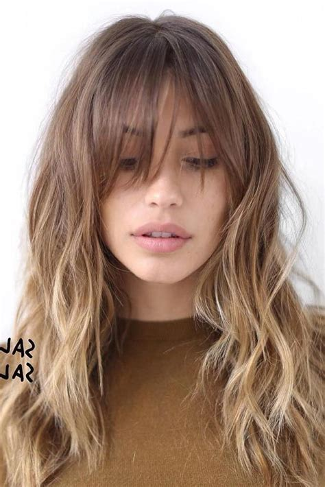 front haircut for women 15 ideas of long haircuts for long face