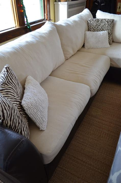 how to reupholster a sofa with attached cushions upholster sofa cushion sofa ideas
