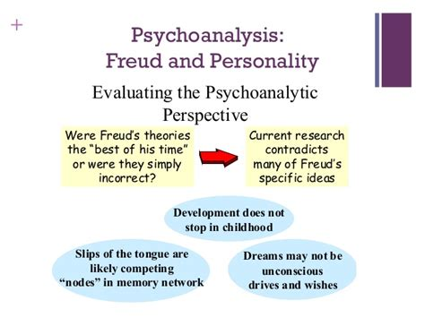 traditional psychology theory 1 theories of personality