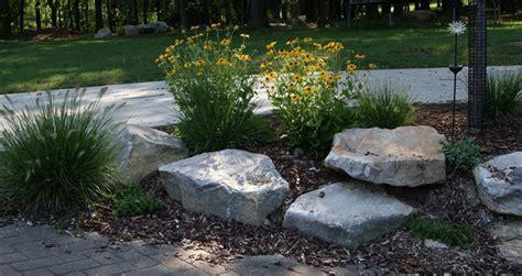 sassi x giardino sassi da giardino progettazione giardini usare sassi