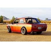 SRSunburst 1970 Datsun 510 With SR20DET Swap For Sale In