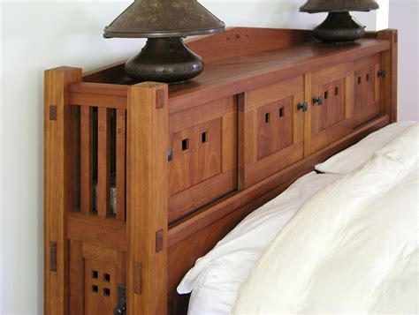 mission style headboard plans headboards on pinterest arts and crafts bedroom sets