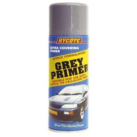 how to keep spray paint hycote grey primer car spray paint 400ml ebay