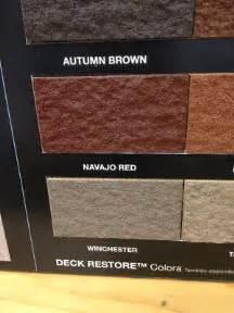 deck restore colors deck restore color chart car interior design