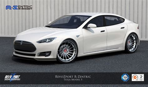 Who Makes A Tesla Model S Revozport Makes The Tesla Model S Look Even Better