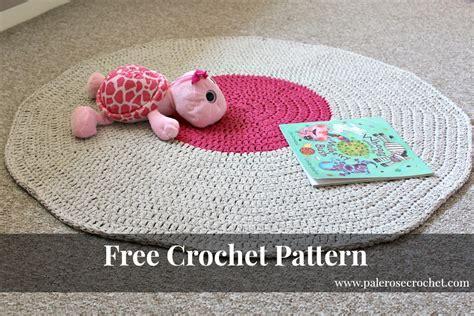 crochet pattern galore crochet patterns galore large round rug
