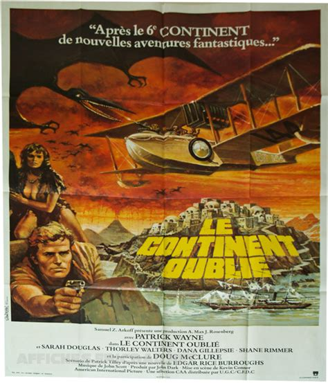 film la terre promise de kevin connor american international pictures archives affiches de