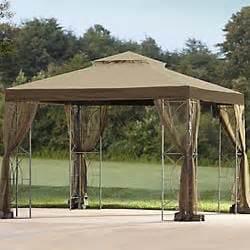 Kmart Outdoor Canopy by Outdoor Living Backyard Accessories Kmart