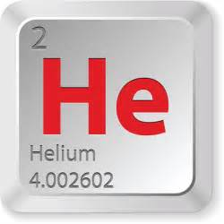 Helium On Periodic Table He Element Gallery
