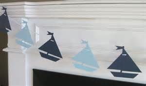 nautical theme sailboat nautical theme baby shower or by dreampartypaperie