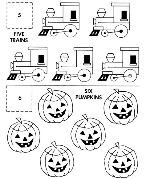 Counting Number Color Page Coloring coloring pages for counting coloring pages for