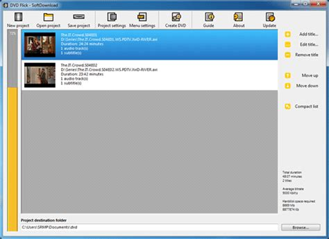 convertxtodvd 4 menu templates