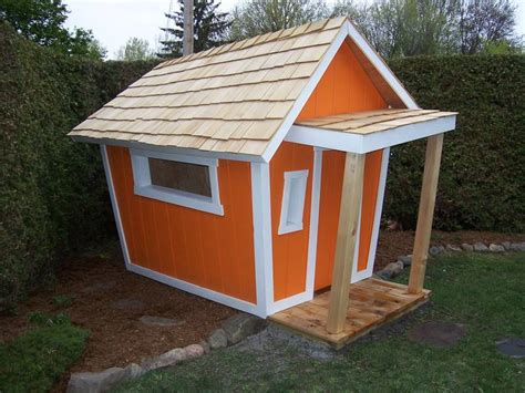 Playhouse Shed by Backyard Storage Sheds Playhouses