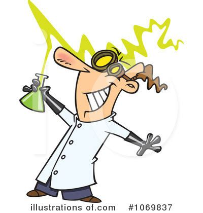 mad scientist pictures clip scientist clipart 1069837 illustration by toonaday