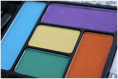 Color Icon Eyeshadow Palette The n in the streets color icon eye shadow palette review swatches pictures glamorable