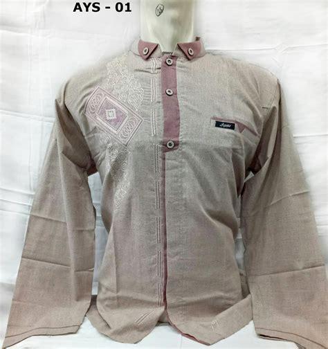 Bordir Merk Baju model baju koko 2018 terbaru keren merk ayesa busanamuslimpria