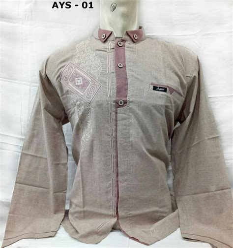 Harga Baju Koko Merk Next Up model baju koko 2018 terbaru keren merk ayesa