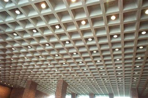 Concrete Coffered Ceiling Concrete Waffle Ceiling Search Mosques