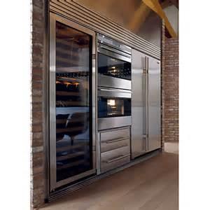 Country Kitchens Australia - buy sub zero icbbi42s s th integrated side by side fridge freezer stainless steel john lewis