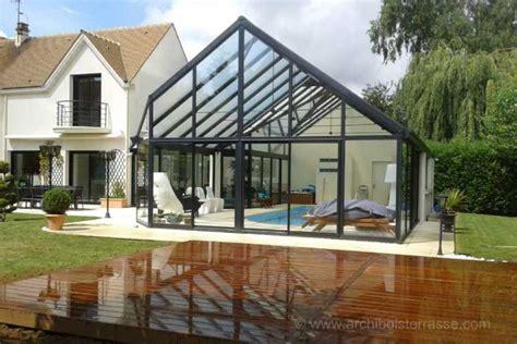 terrasse design terrasse bois de piscine au design moderne chic confort