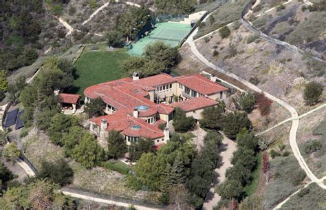 file photo arnold schwarzenegger and shriver s home