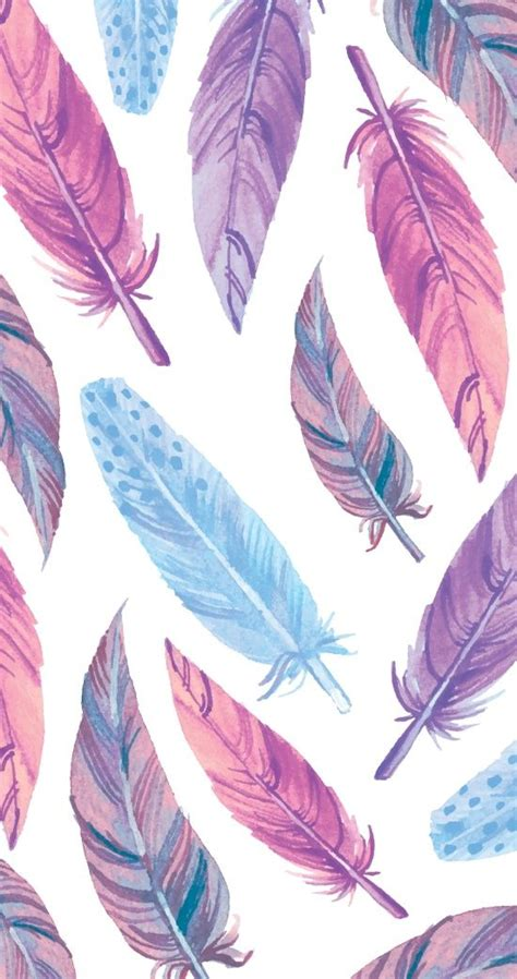wallpaper for iphone 6 baby watercolor feathers art print feathers pinterest