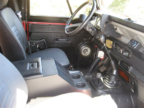 land rover defender 90 interior 1994 land rover defender 90 interior