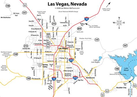 map las vegas map of las vegas 187 travel