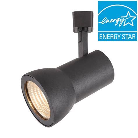 plug in led track lighting hton bay 3 light led directional plug in track lighting
