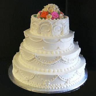 New Four Tier Wedding Cake Veniero S Wedding Cakes
