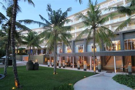 Cheap Detox Retreats In Bali by Restaurant Picture Of W Bali Seminyak Seminyak