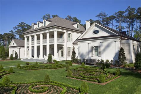 southern plantation house the hopkins company architects