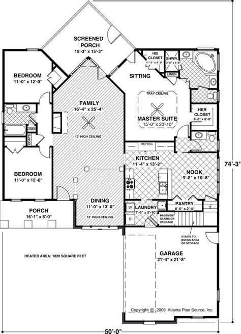 Floor Plans For Small House | small house floor plans under 1000 sq ft small home floor