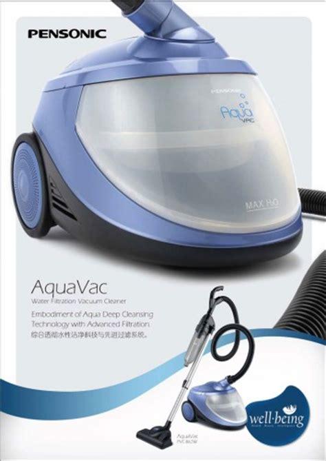 Vacuum Cleaner Pensonic pensonic aqua vac water filtration vacuum cleaner