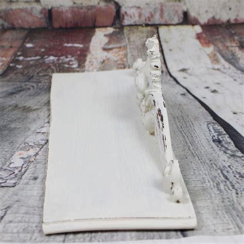 Meuble Blanc Et Bois 3683 by Fronton Etag 232 Re Murale Ancienne En Bois Patine Blanche