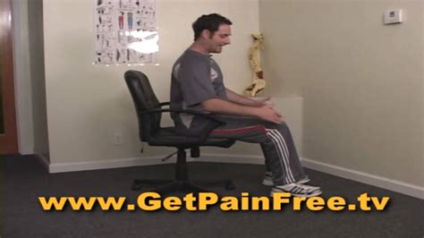 st on right or left proper posture sitting at computer best lower right or