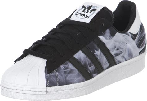 Adidas Superstars adidas superstar 80s w chaussures noir blanc