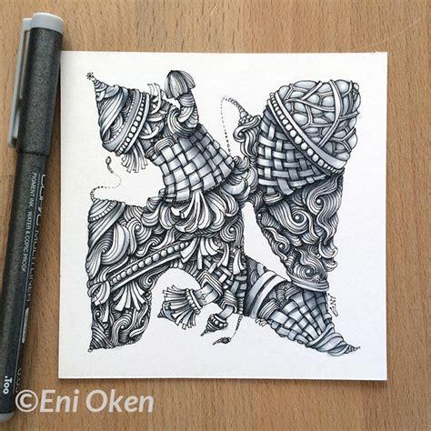 zentangle pattern w2 still on w2 the creative world of eni oken