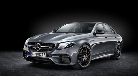 E 63 S by Mercedes Amg E 63 S 4matic Most Powerful E Class