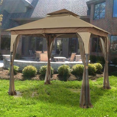 gazebo 8x8 target outdoor patio 8x8 replacement canopy garden winds