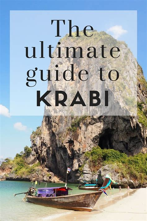 family tattoo krabi the ultimate guide to krabi thailand krabi thailand