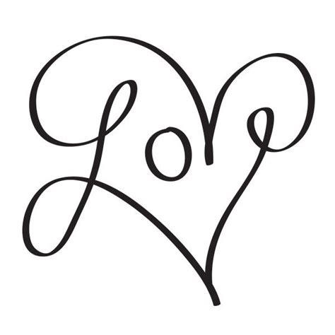 love tattoo cursive love heart critcut pinterest cursive tattoo and texts