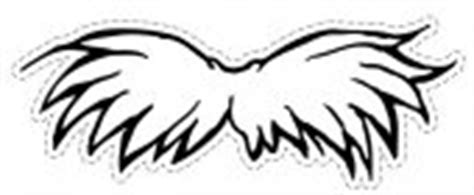 printable lorax eyes dr seuss truffula tree coloring pages coloring pages