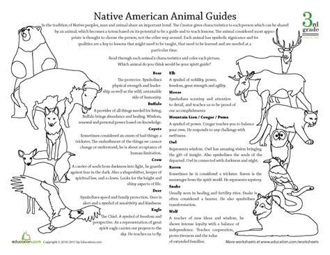 animal tattoo and their meanings spirit animal meanings http www education com